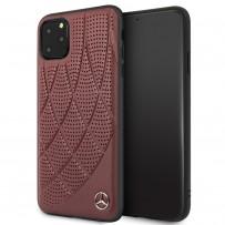 Чехол Mercedes-Bens для iPhone 11 Pro Max (MEHCN65DIQRE)