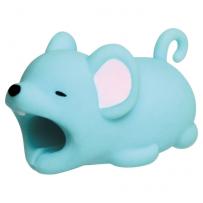 """Зверушка-игрушка для защиты кабеля от износа """"Мышка"""" для iPhone"""