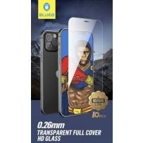Стекло защитное BlueO 2.5D Clear full cover (прозрачное, без рамки) для iPhone 12 mini, 0.33