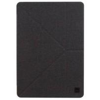Чехол Uniq для iPad Pro 11 (2018) Yorker Kanvas Plus Black, с функцией зарядки стилуса