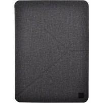 Чехол Uniq для iPad 9.7 (2018)/iPad 9.7 (New) Yorker Kanvas Grey