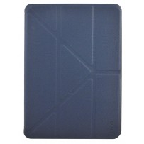 Чехол Uniq для iPad Mini 4/5 Transforma Rigor с отсеком для стилуса Blue