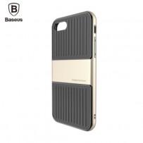 Чехол Baseus Travel Case противоударный для iPhone 7, шампань
