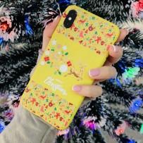 Чехол для iPhone XS MAX «Новогодний»