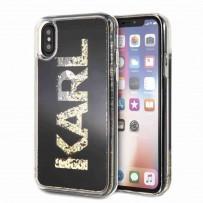 Чехол KARL Lagerfeld для iPhone XS/X, (KLHCPXKAGBK)