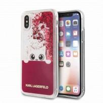 Чехол KARL Lagerfeld для iPhone XS/X, (KLHCPXPABGFU)