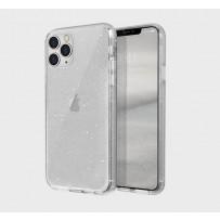 Противоударный чехол-лёд для iPhone 11 Pro, кристально-прозрачный блеск