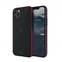 Чехол Uniq для iPhone 11 Pro Max Vesto Maroon Red