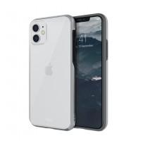 Чехол Uniq для iPhone 11 Vesto Silver