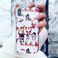 Чехол для iPhone XS MAX «Дед мороз и все, все, все»