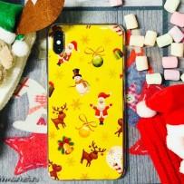 Чехол для iPhone XS MAX «Скоро новый год»