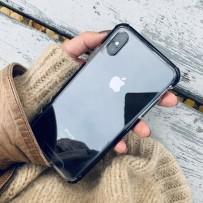 Чехол Uniq для iPhone XS Max Combat Black