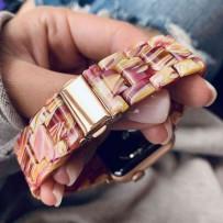 Ремешок керамический для Apple Watch 40мм/ 38мм, спелая вишня