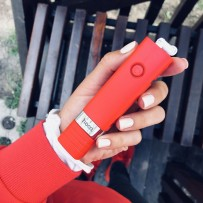 "Монопод для селфи HOCO K3A Beauty Lightning Interface Selfie stick (0.65 м) 3.5""-7"" Red Красный"
