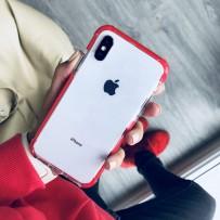 """Чехол """"Фруктовый лед"""" для iPhone XS/ X (5.8), красный"""