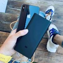 Аккумулятор внешний универсальный Xiaomi Mi Power Bank 3 PLM07ZM 20000 mAh (2USB выход: 5V 2.4A) VXN4245CN Black ORIGINAL