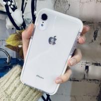 """Чехол """"Фруктовый лед"""" для iPhone XR, белый"""