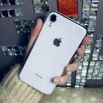 """Чехол пластиковый супертонкий """"Crystal Case"""" для iPhone XR, кристально прозрачный"""