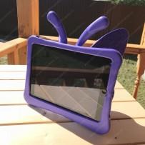 "Детский чехол ""Бабочка "", для iPad Air, синий"