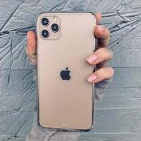 Чехол-лед противоударный для iPhone 11, матовый