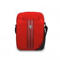"Сумка Ferrari для планшетов 8"" сумка Urban Bag Nylon/PU Carbon Red"