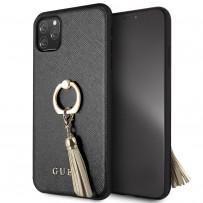 Чехол Guess для iPhone 11 Pro (GUHCN58RSSABK)