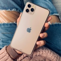Чехол-лед противоударный для iPhone 11 Pro, матовый
