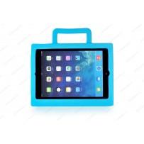 """Детский чехол """"Чемоданчик"""", для iPad Air/Air2/Pro 9.7 (подходит для всех iPad c диагональю 9,7), голубой"""