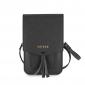 Сумка Guess для смартфонов  Wallet Bag Saffiano look Black (GUWBSSABK)