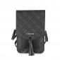 Сумка Guess для смартфонов Wallet Bag 4G Black (GUWBSQGBK)
